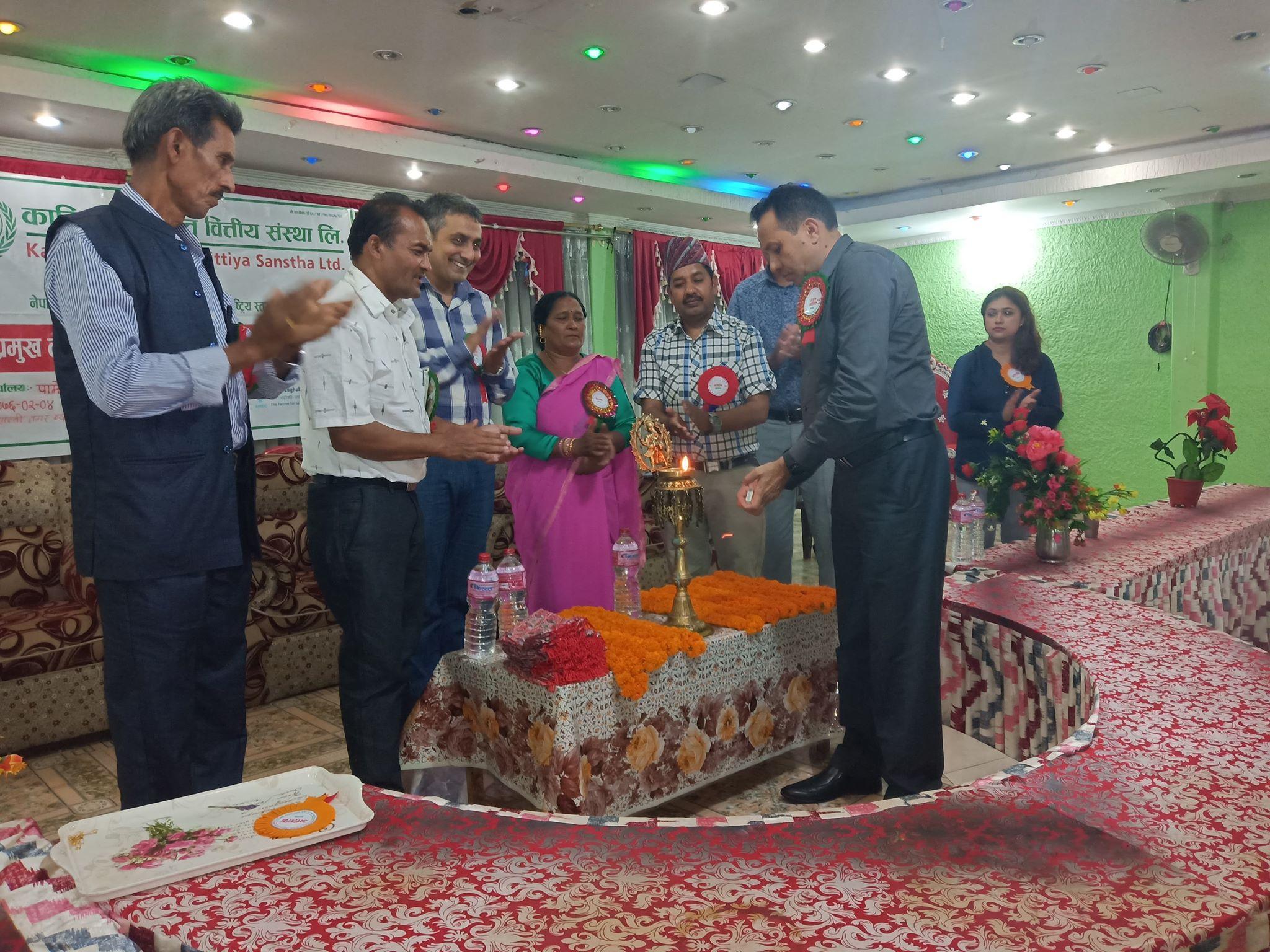 पोखराको दुई स्थानमा कालिकाको केन्द्र प्रमुख गोष्ठी