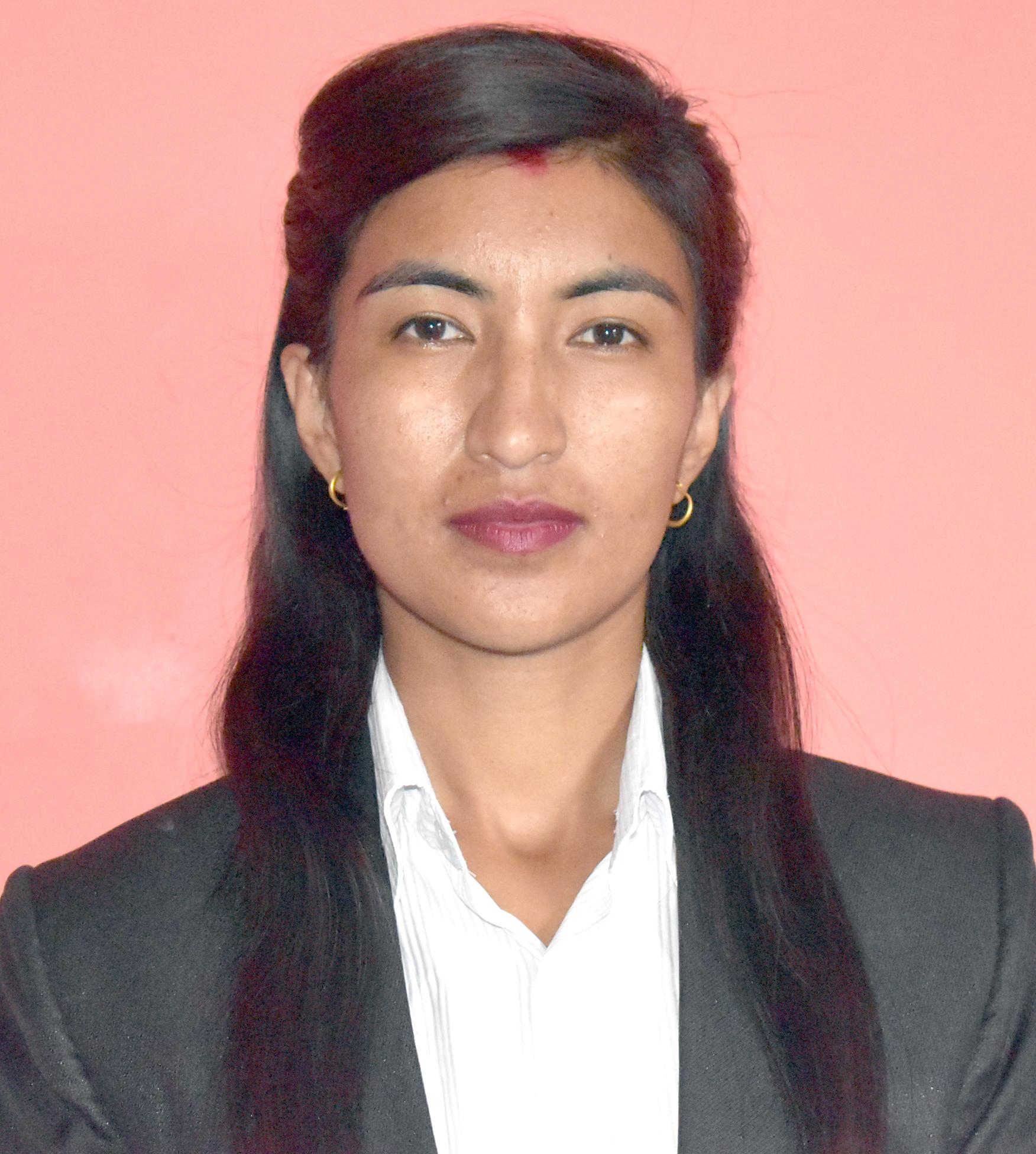 Nabina Shrestha