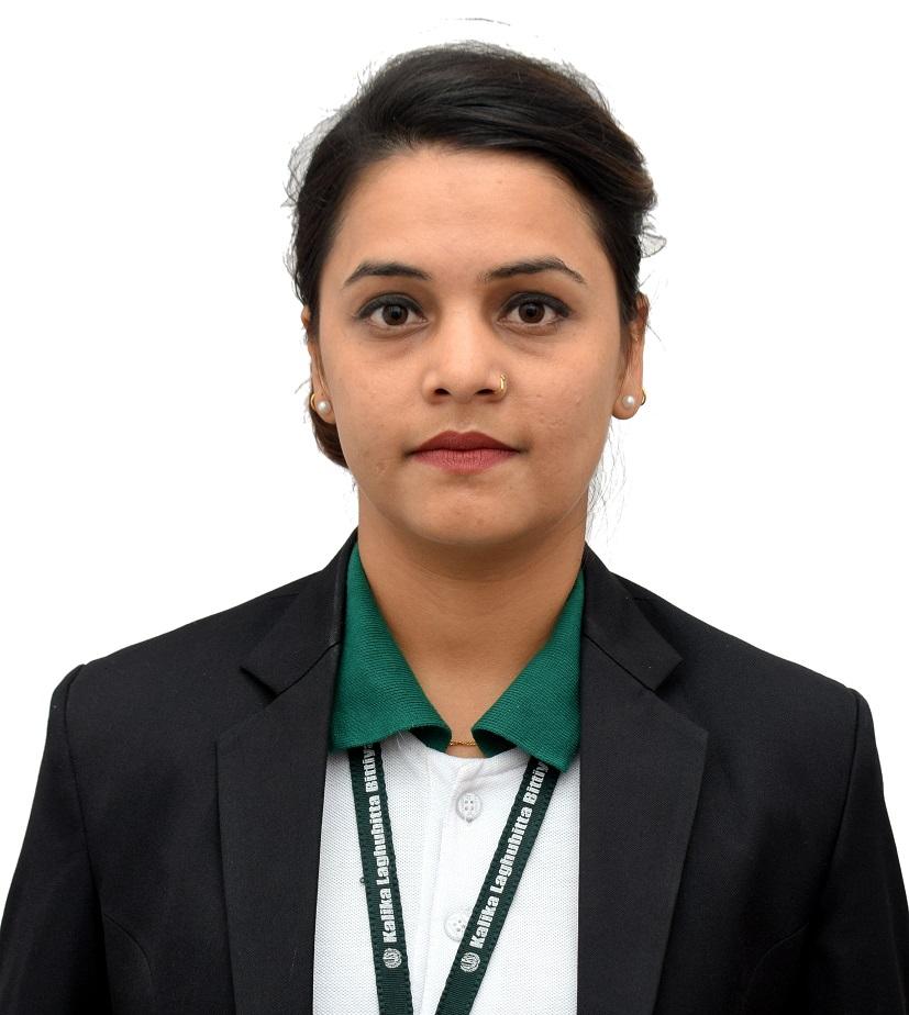 Shanti Aryal